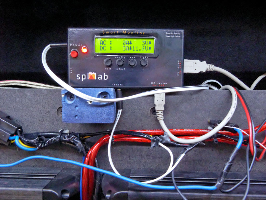 The Smart Monitor Car Multimeter From Spl Lab Wiring 7